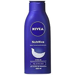 Body milk nivea Nutritiva...