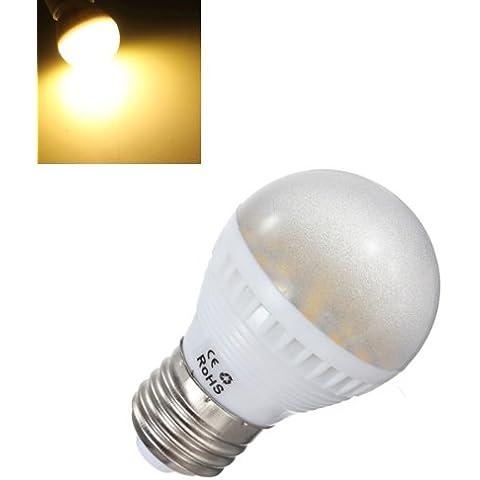E26 7W blanco cálido 29 SMD 5050 LED de ahorro de energía lámpara de la bombilla 110V.