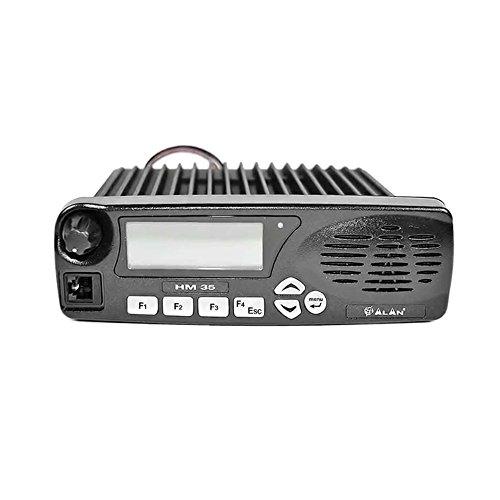 Midland Radio CB VHF Alan HM135 sans Microphone, 5 tonalités pour Taxi, 135-174 MHz Code G934