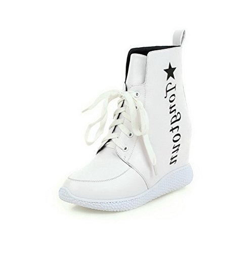 agoolar-womens-pu-low-top-solid-lace-up-high-heels-boots-white-39
