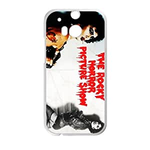 HTC One M8 Cell Phone Case White The Rocky Horror Picture Show K2338932
