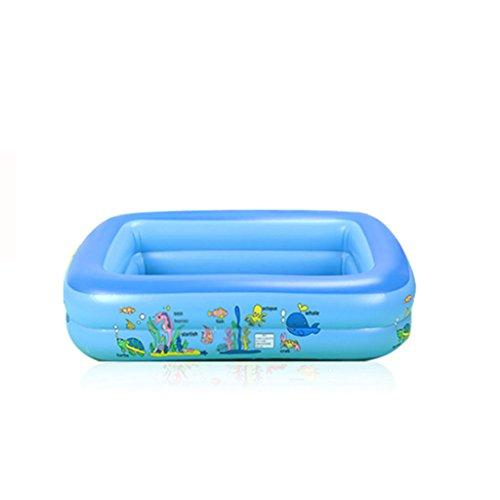 Aufblasbare Kinder mit Schwimmbad aufblasbare Baby-Badewanne ( Farbe : Electric pump )