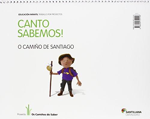 CANTO SABEMOS NIVEL 3 O CAMIÑO DE SANTIAGO - 9788499722146