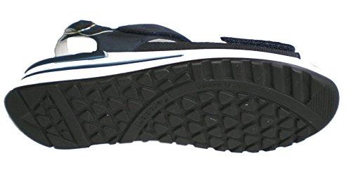 Waldläufer 315001-264-194 Halisha donna sandalo Blu
