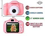 Jicson J89 Digital Camera, Recorder Camera 800W HD 2.0 Inch Screen Video Front