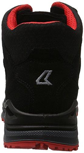 Lowa Innox Evo Gtx Qc, Chaussures de Randonnée Basses Homme schwarz