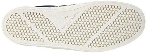 Marc O'Polo 70223793502618 Sneaker, Sneakers basses homme Bleu Marine
