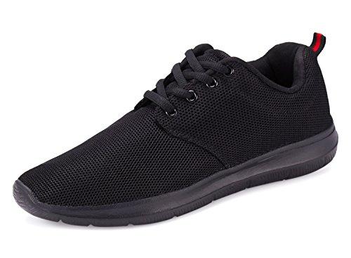 Santiro Herren Running Schuhe Casual Schuhe Breathable (Herren Schuhe Online)
