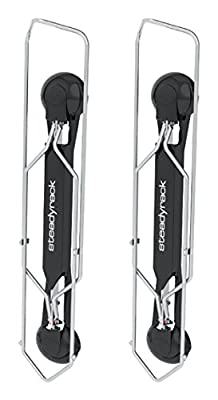 Steadyrack Fat Multi-Pack Fat Bike Racks - Black