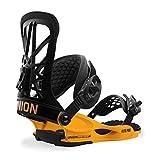 Union Flite Pro Snowboardbindung Black/Yellow 2019 - Gr. L