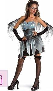 César - Disfraz de bruja para mujer, talla 38-40 (C453-001)
