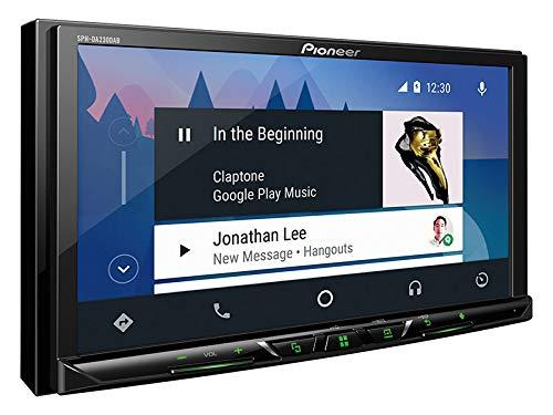 Pioneer-SPH-DA230DAB-2-DIN-DAB-Mediacenter-kompatibel-mit-Apple-CarPlay-Waze-Spotify-passend-fr-Suzuki-SX4-ab-2006-schwarz