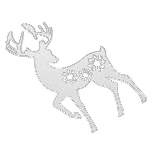 winwintom Merry Christmas Metall schneiden stirbt Schablonen Scrapbooking Embossing DIY Basteln 1# -