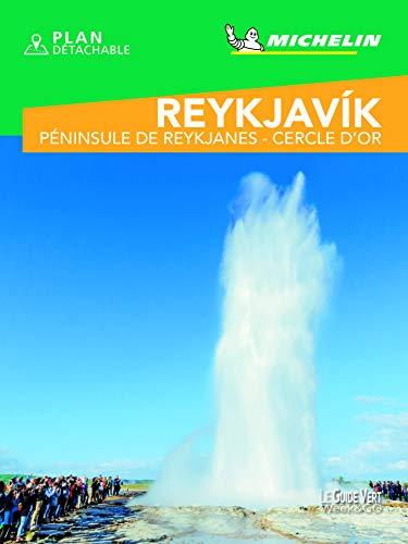 Guide Vert WeekGO Reykjavik Michelin 990EUR Acheter Sur