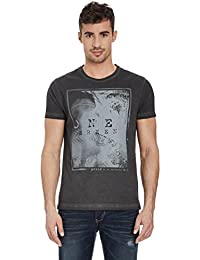 One Green Elephant Herren Shirt Motiv T-Shirt Molde Slim Fit