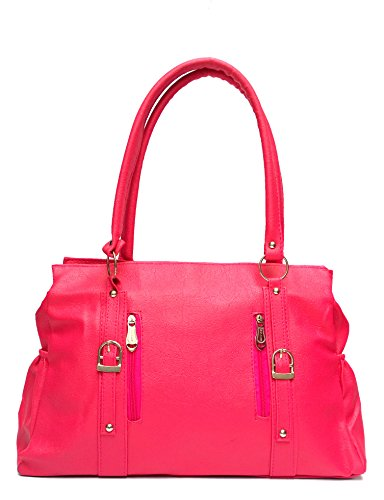Vintage Women\'s Handbag(Pink,bag 262)