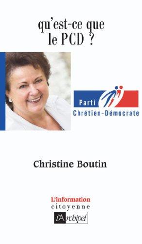 Qu'est-ce que le Parti chrétien-démocrate ?