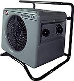 Devi Industrieheizlüfter devitemp 115 T 15000W Elektrischer Konvektor 5703464003437