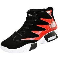 Herren Sportschuhe Sneaker Running Outdoorschuhe Casual Herren Laufschuhe Runde Toe Lightweight Atmungsaktive Rutschfeste Turnschuhe