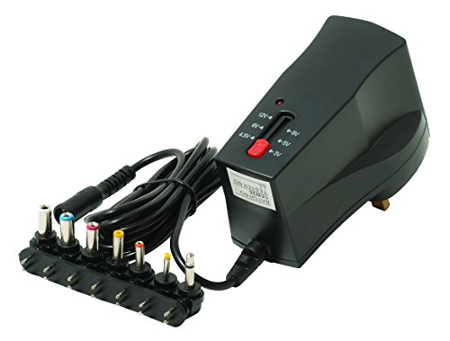Masterplug MVA1200 1200mA Mains ...
