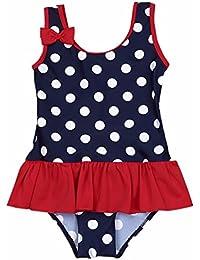 Amazoncouk 6 12 Months Swimwear Baby Girls 0 24m Clothing