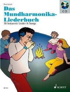 DAS MUNDHARMONIKA LIEDERBUCH - arrangiert für Mundharmonika - mit CD [Noten / Sheetmusic] Komponist: LETSCH PERRY