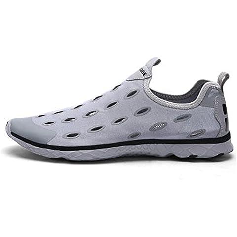 SAGUARO® Slittamento Mesh Unisex D'acqua scarpe Walking Shoes Casual