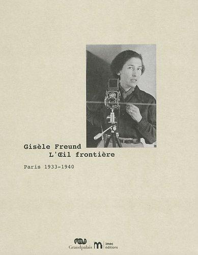 Gisle Freund, Paris 1933-1940