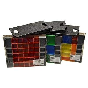 Bosch Sortimo Insetbox A3, CD3, H3 + 3 x Deckeleinlage