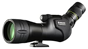 Vanguard Endeavor HD 65A Angled Spotting Scope with 15-45x Zoom Eyepiece and Stay-On Case