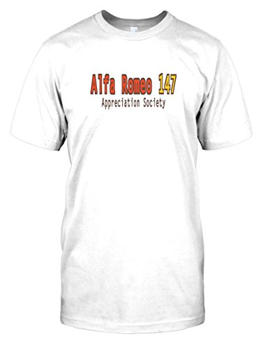 mens-t-shirt-dtg-print-alfa-romeo-147-appreciation-society-cars-white-mens-34-36-s
