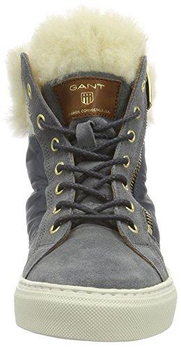 Gant - Olivia, Scarpe da ginnastica Donna Grigio (Grau (light gray G684))