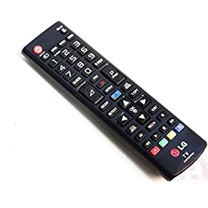 LG LED LCD TV Remote Control (Works for all LED/LCD/Plasma)