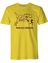 More T Vicar Bring Back Dinosaurs - The Daily Mash Official Merchandise - Mens T Shirt
