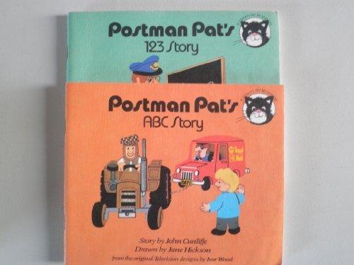 Image of Postman Pat's A.B.C. Story (Postman Pat - beginner books)