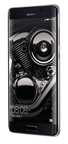 "Huawei Mate 9 Pro 5.5"" Dual SIM 4G 6GB 128GB 4000mAh Grey - Smartphones (14 cm (5.5""), 6 GB, 128 GB, 20 MP, Android 7.0, Grey)"