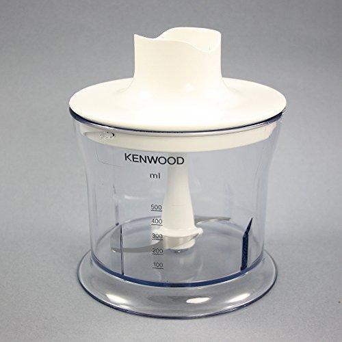 Kenwood kw712995kit-Kit bol + couvercle + Arbre couteaux-Hachoir miniprimer
