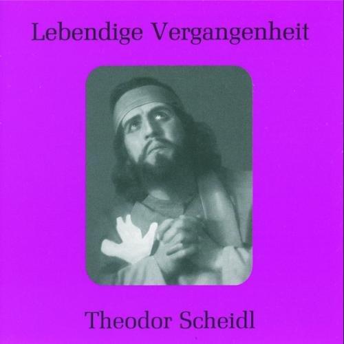 Lebendige Vergangenheit - Theodor Scheidl