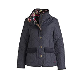 Joules Ladies' Moredale Quilt Jacket ? Navy ? O_MOREDALE - 20