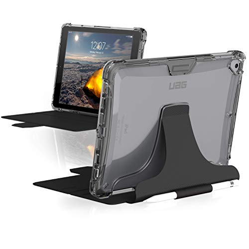 Urban Armor Gear Plyo 9.7 Inch Folio Case for Tablet (Folio, Apple, iPad 9.7 (5th & 6th Gen), 24.6 cm (9.7 Inches), Black, Grey)