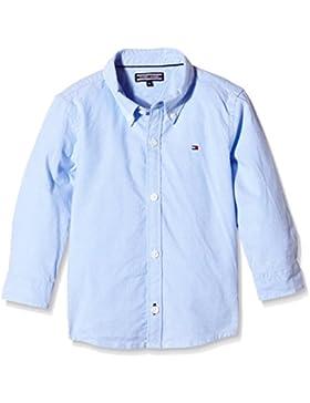 Tommy Hilfiger Jungen Hemd Solid
