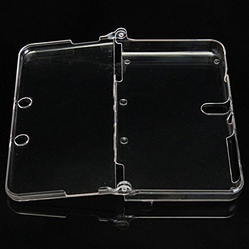 Preisvergleich Produktbild Transparent Clear Crystal Cover Case Handy Skin Protector für New Nintendo 3DS