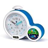 Claessens' Kid - Clock - Réveil Enfant Educatif Jour/Nuit Lumineux -