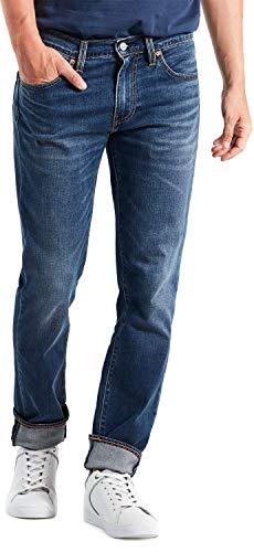 Levi's Herren Slim Jeans 511 Fit, Blau (Caspian Adapt 3406) W32/L34 (Herstellergröße: 32 34)