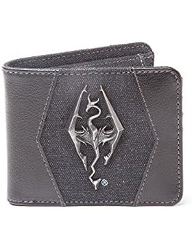 Skyrim - Dovakhiin Armor - Geldbeutel aus Kunstleder   Braun
