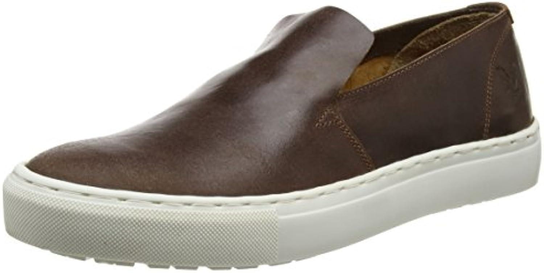Lyle  Scott Herren Alford Leather Sneaker