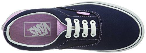 Vans U ERA (HEEL POP)ECLPS Unisex-Erwachsene Sneakers Blau (Heel Pop Eclps ET1)