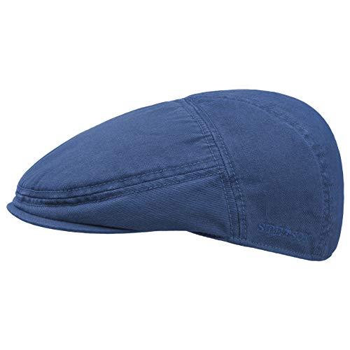 Stetson Paradise Cotton Flat Cap (Baumwolle), leichte Flatcap für Damen und Herren, geeignet als Sommermütze und Wintermütze, Mütze in verschiedenen Größen und Farben