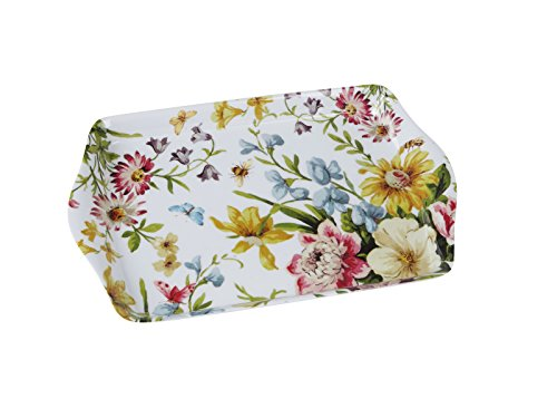 Price comparison product image Creative Tops Small Katie Alice English Garden Coffee Table Scatter Tray, Multi-Colour