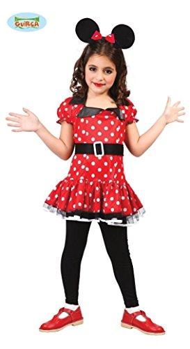 Imagen de disfraz de ratoncita minnie para niña  7 9 años